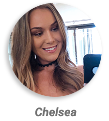 Chelsea Vegas Amateur Model