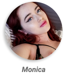 Monica Ice Amateur Model